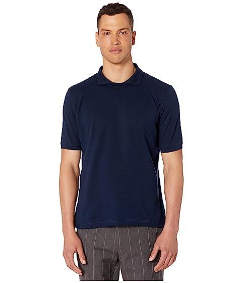eleventy Soccer Collar Polo