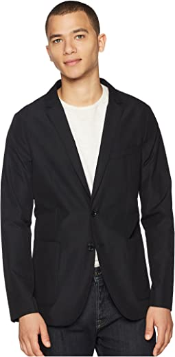 Seersucker Packable Blazer
