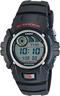Casio G-Shock Black Digital G2900F-1 Watch
