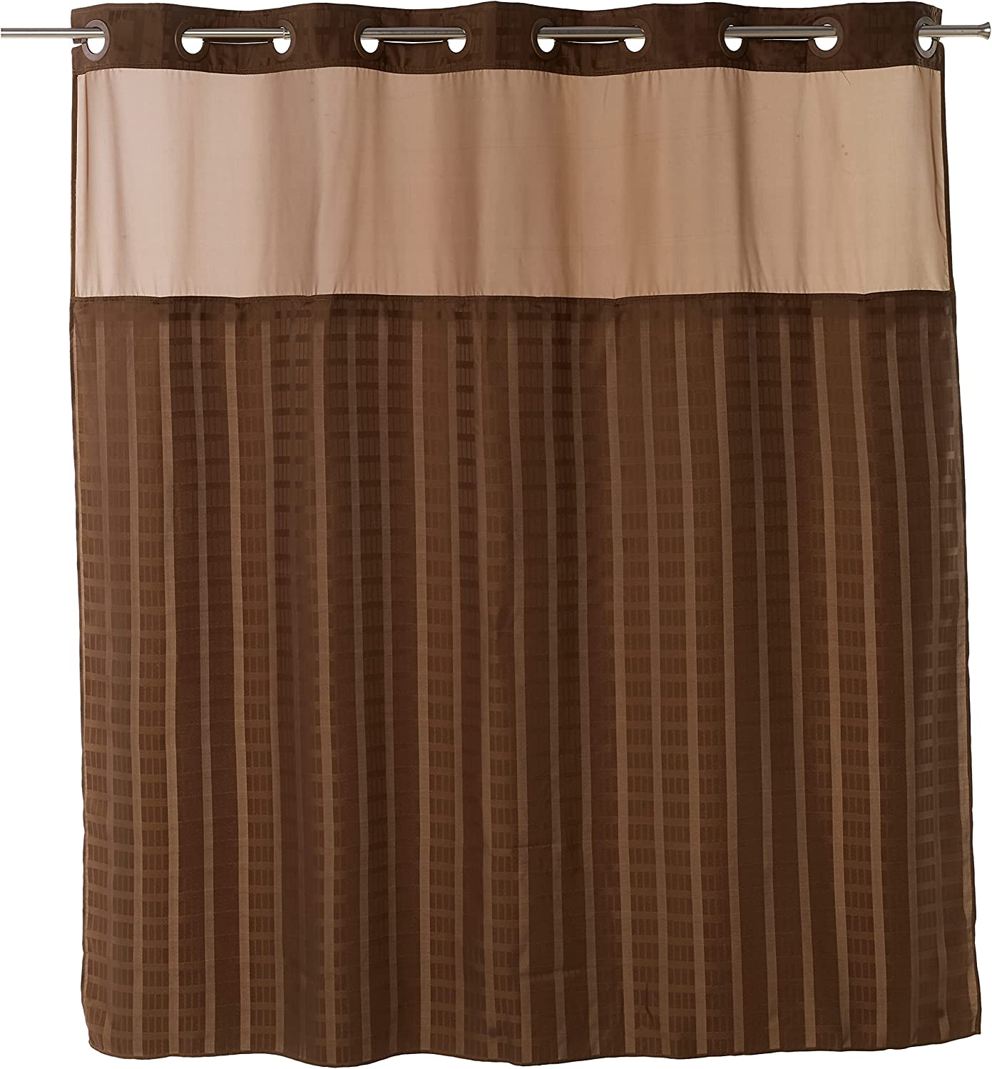 Hookless Madison Polyester Shower Curtain Discount mail order with P Resistant OFFer Water