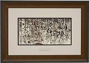 Bev Doolittle Woodland Encounter Matted & Framed with Original Artist Signature