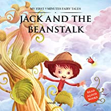 My First 5 Minutes Fairy Tales Jack and the Beanstalk: Traditional Fairy Tales For Children (Abridged and Retold)