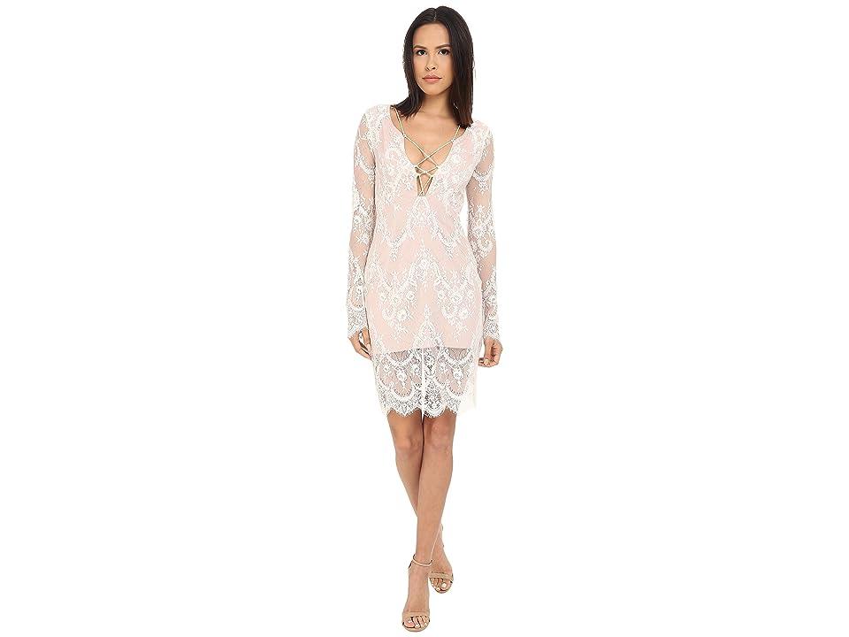 StyleStalker Island of Love Dress (Blanc) Women