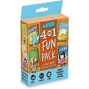 Hoyle Big Box Kids Go Fish Card Game