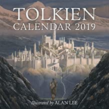 tolkien 2019 calendar