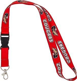 Southern Illinois University Edwardsville SIUE Cougars NCAA Car Keys ID Badge Holder Lanyard Keychain
