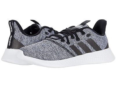 adidas Running Puremotion (Black/Black/White) Women