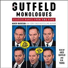 gutfeld monologues audiobook