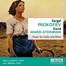 Prokofiev / Ward-Steinman: Music for Cello and Piano