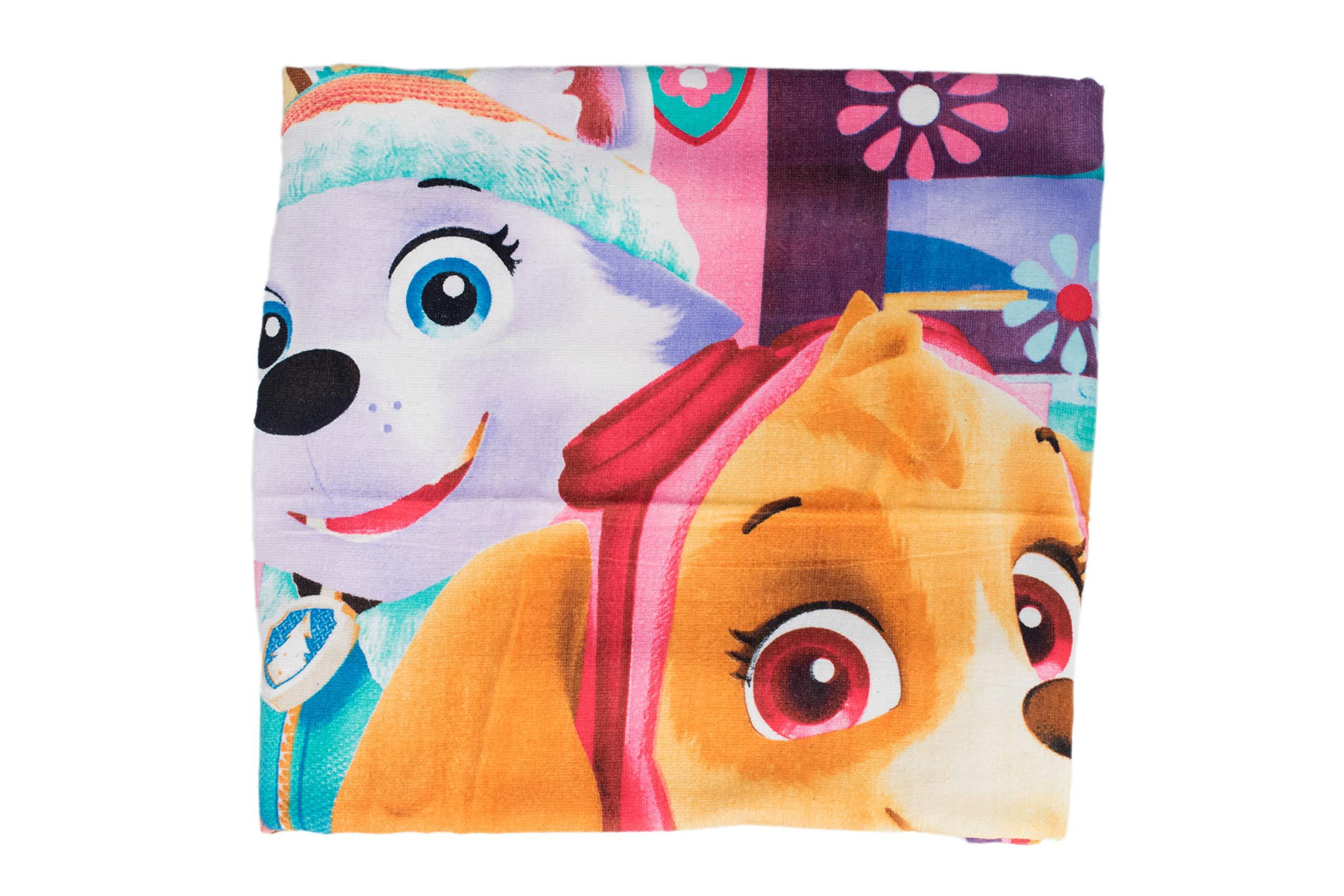 Nickelodeon Paw Patrol para niños, toallas de playa de baño Skye ...