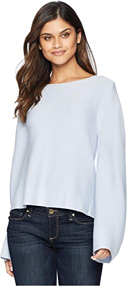 fc83c02a56cdc Bishop young cold shoulder tunic sweater