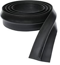 Vat Industries - Universal Weather Stripping Seal for Garage Door Threshold - 11/16 Inch Thick 10 Feet Length