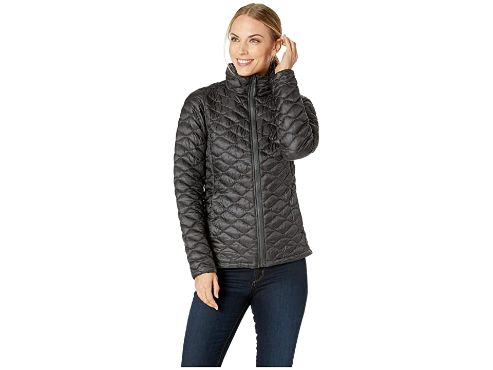 The North Face ThermoBalltm Jacket (Asphalt Grey) Women