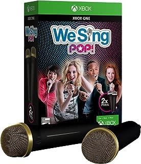 we sing mic bundle