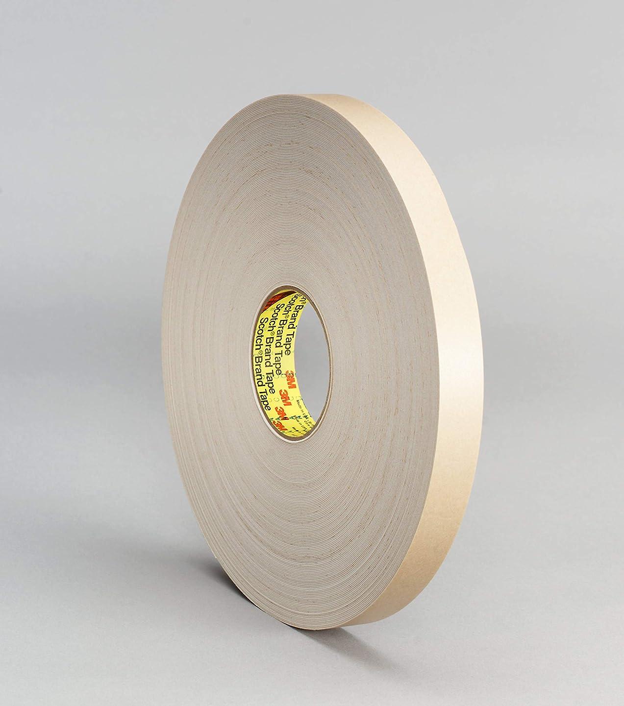 Double Coated Polyethylene Foam Tape 4492, 12