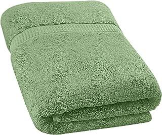 Utopia Towels Extra Large Bath Towel (35 x 70 Inches) - Luxury Bath Sheet, Sage Green