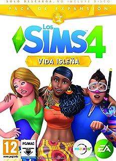 Los Sims 4 - Vida Isleña  (La caja contiene un código de