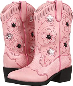 Roper Kids - Western Lights Cowboy Boots (Toddler/Little Kid)