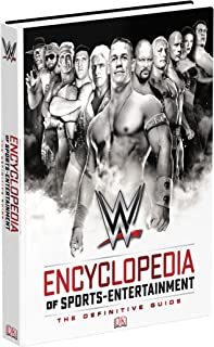 WWE Encyclopedia Of Sports Entertainment