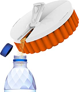Tespo-Go Vitamin Dispenser   White   Attaches to Any Pod   Protects, Pierces and Dispenses Individual Servings from Pods   Non-BPA Recyclable Plastic