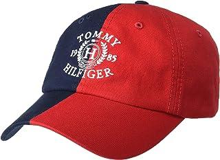 Men's Crest Baseball Cap, Sky Captain/App, OS