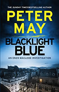 Blacklight Blue: A race against time to crack a deadly cold case (Enzo 3)