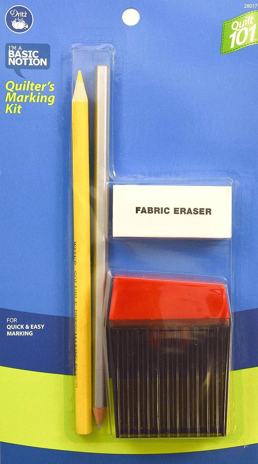 Dritz Quilt 101 28017 Quilter's Marking Kit