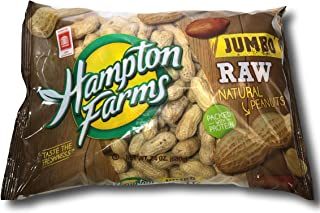 JUMBO RAW IN-SHELL PEANUTS (24 OZ.) (Jumbo) GREAT FOR BOILING