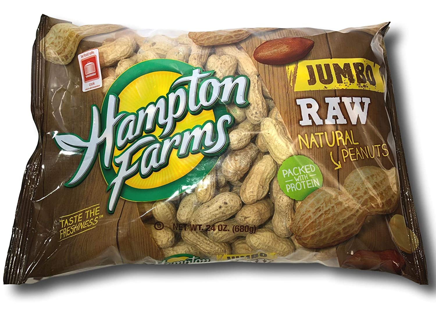 JUMBO RAW IN-SHELL PEANUTS 24 Jumbo OZ. Manufacturer OFFicial shop GREAT BOILING FOR Beauty products