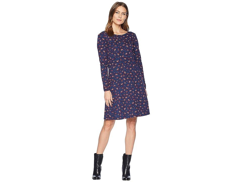 Hatley Maggie Dress (Blue) Women