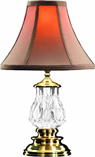 Waterford Blue Bell 16-1/2-Inch Accent Lamp