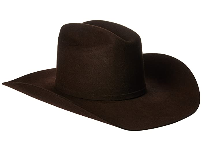 Ariat  A7520047 (Chocolate) Cowboy Hats
