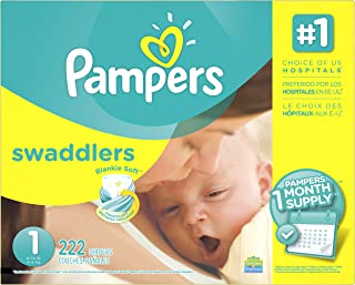 Pampers Swadlers Size 1