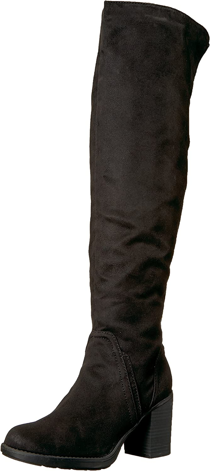 Sugar Womens SGR-prodigy Over The Knee Boot