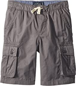 Lucky Brand Kids - Pull-On Cargo Woven Shorts (Big Kids)