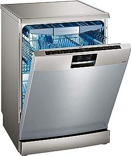 Lave vaisselle Siemens SN278I36TE - Lave vaisselle 60 cm - Classe A+++ / 42 decibels - 13 couverts - Inox bandeau : Inox -...