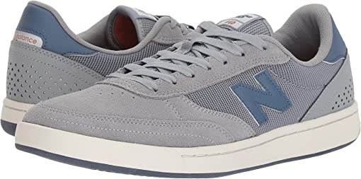 Grey/Navy Suede/Mesh