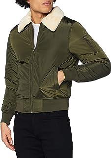 Urban Classics Men's Pilot Bomber Jacket