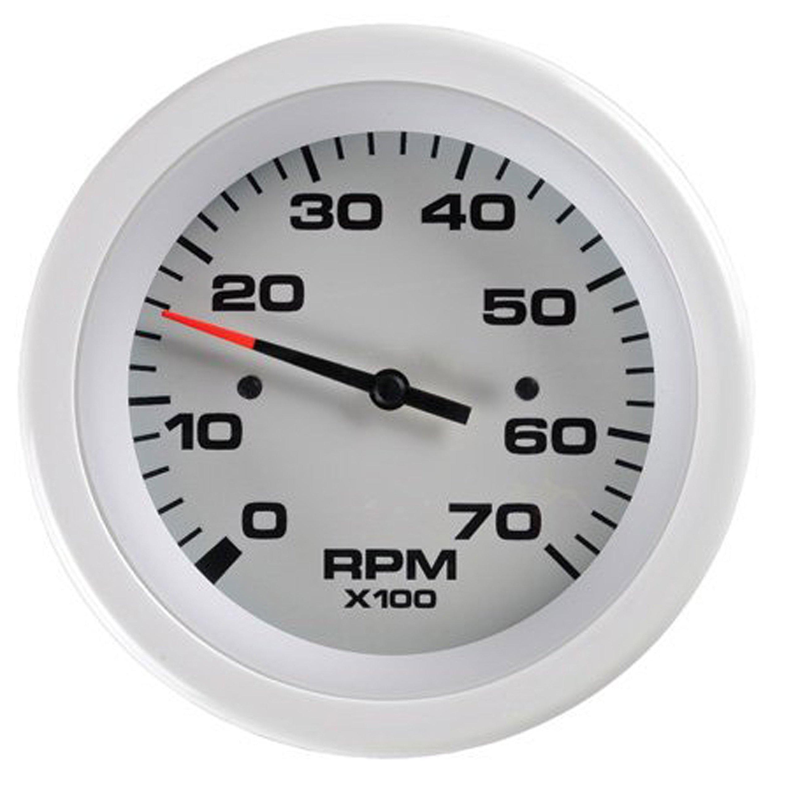 outboard tachometer amazon com