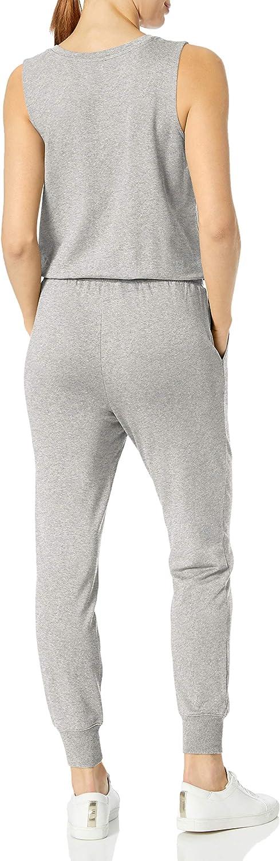 Essentials Damen Jumpsuits-Apparel Studio Terry Fleece Jumpsuit