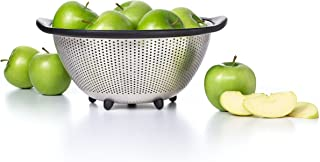 OXO Good Grips Stainless Steel Colander 5-Quart Silver 1134700