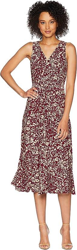 Cara Sleeveless Day Dress