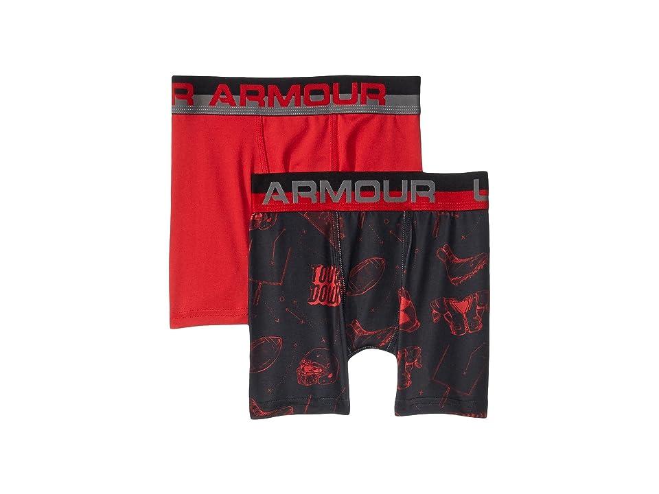 Under Armour Kids - Under Armour Kids 2-Pack Touchdown Boxer Set