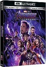 Avengers - Endgame (Blu-Ray 4K Ultra Hd+2 Blu-Ray) [Italia] [Blu-ray]
