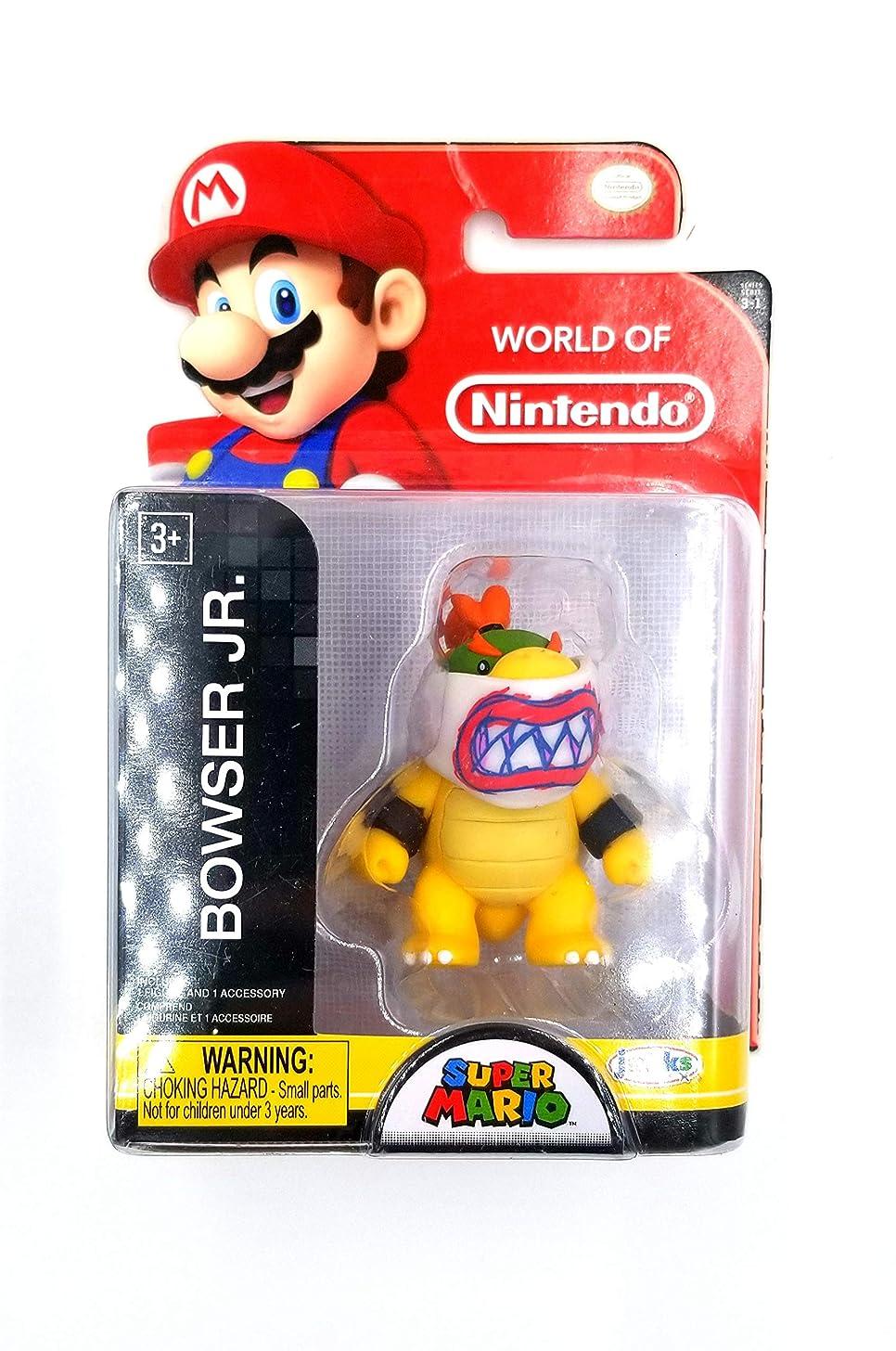 Super Mario Bowser Jr.2.5 Inch
