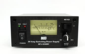 MFJ-4230MV MFJ4230MV MFJ4230-MV Original MFJ Switching Power Supply - 30 Amps, 13.8 VDC