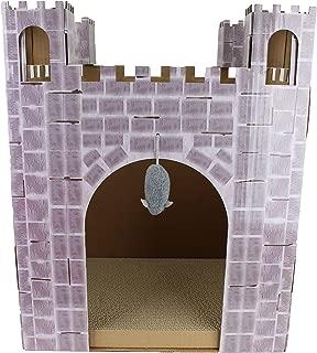 Best cardboard cat palace Reviews
