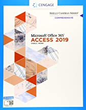 Shelly Cashman Series Microsoft Office 365 & Access2019 Comprehensive (MindTap Course List)