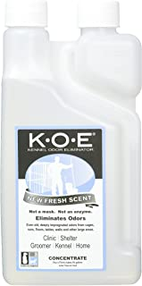 Thornell KOEFS-P K.O.E Kennel Odor Eliminator Fresh Scent Concentrate