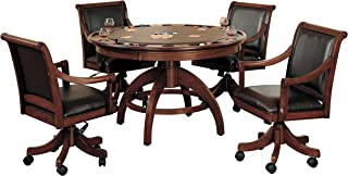 Hillsdale Palm Springs 5 Piece Game Table Set